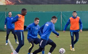 Нов футболист в Левски