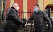 Борисов: Оглушително е мълчанието на Радев за Навални, Радев: Театрални пози