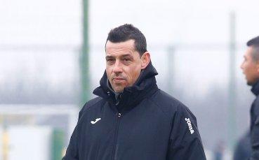 Томаш: Трябват ни точки, ще играем за победа във всеки мач