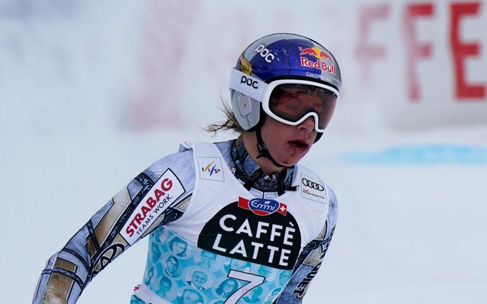 Олимпийска шампионка се преби в Кран Монтана