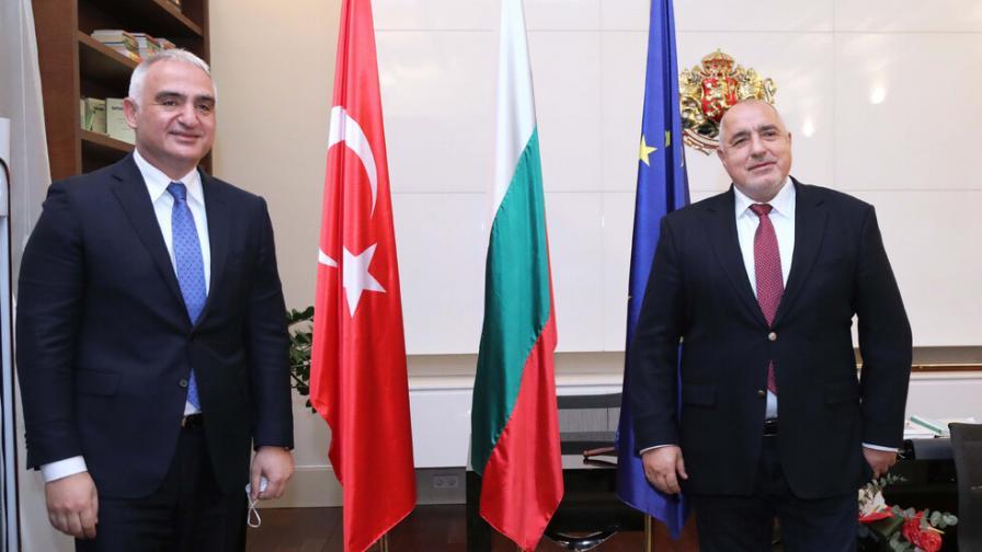 България и Турция ще работят заедно за насърчаване на туристическия поток