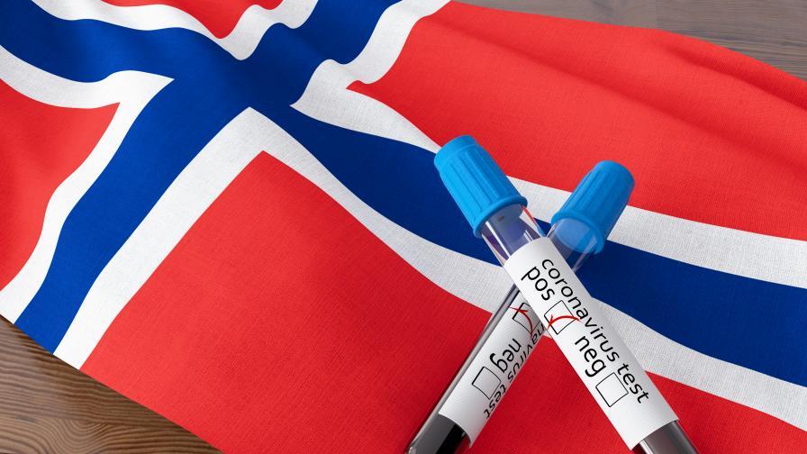 Норвегия въведе спешни промени в режима на влизане в страната