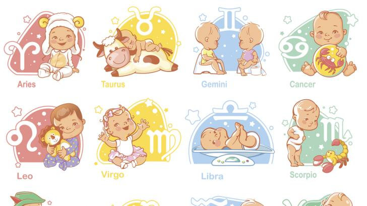 Забавно: Девизът на всяко бебе според зодията му