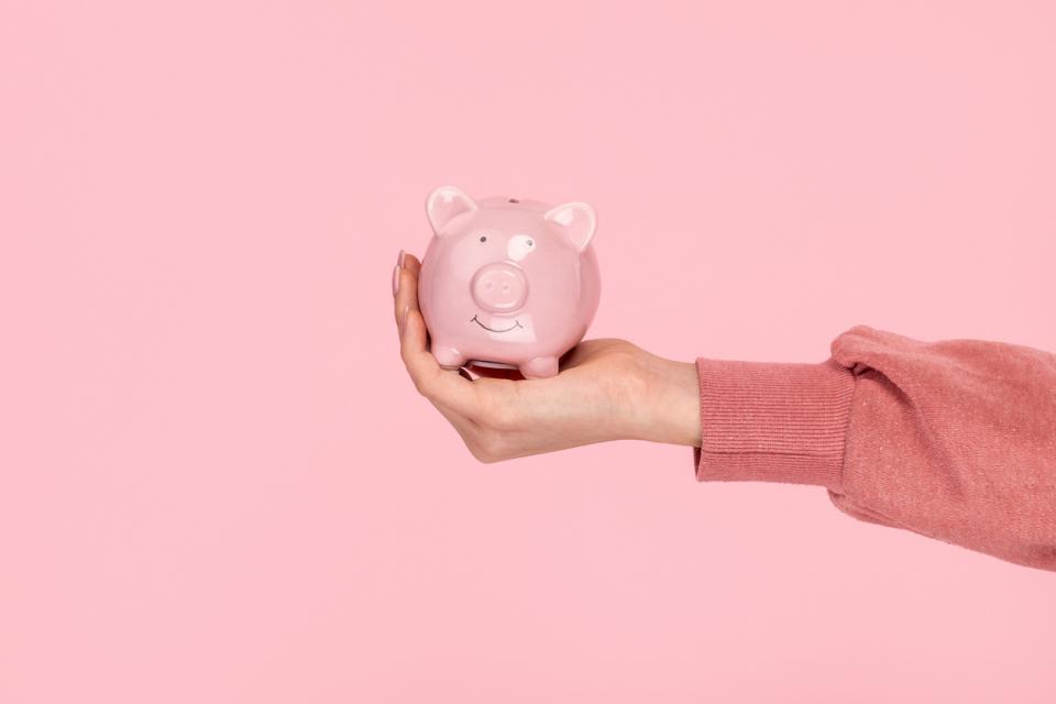 пари спестявания