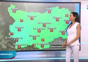 Прогноза за времето (27.01.2021 - обедна емисия)