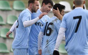 Локомотив Пловдив победи Созопол в контрола