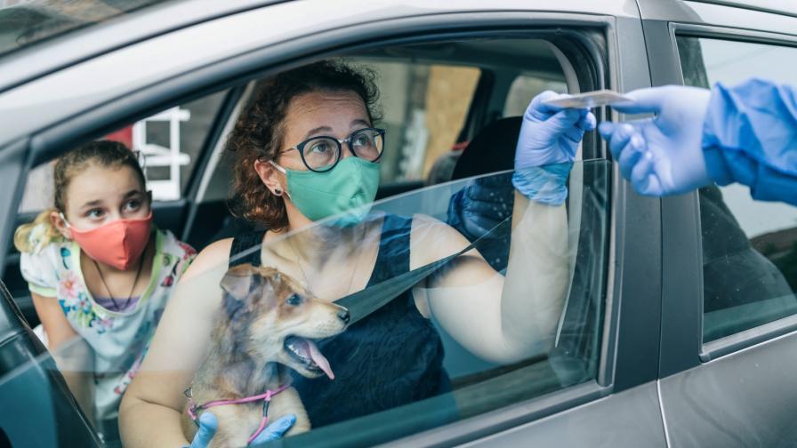 Влизането в България вече само с PCR тест, за кого ще се прави изключение