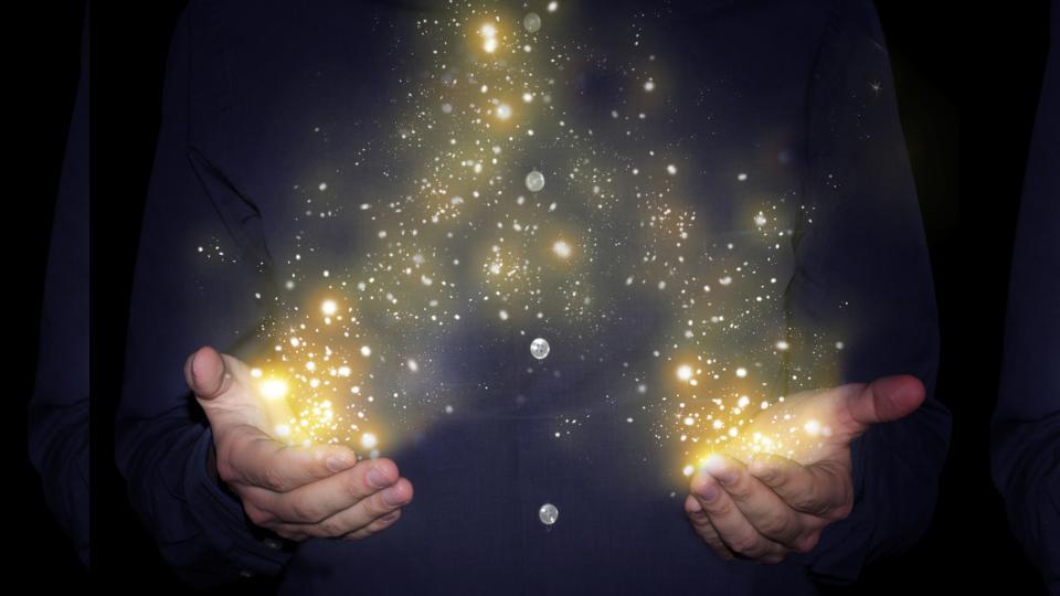 ръце мистично магично магия чудеса желания