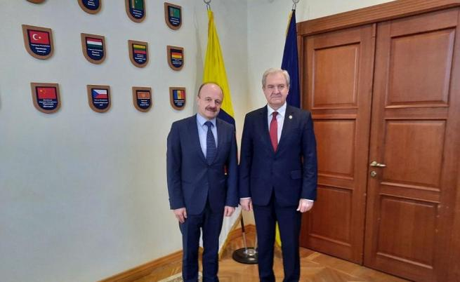 Генералният ни консул в Одеса обсъди възможността за откриване на българско училище в града