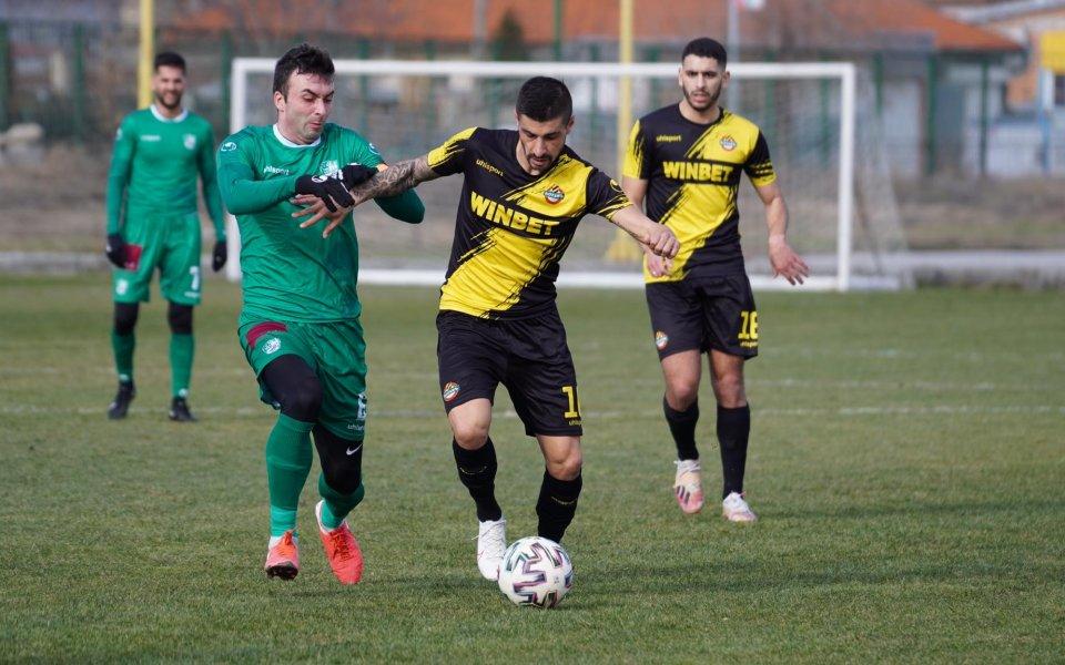Ботев Пловдив ще гостува на Берое в контрола