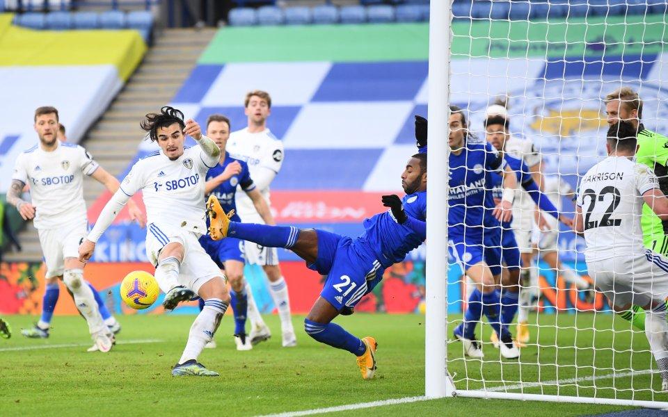 Лийдс Юнайтед победи с 3:1 Лестър като гост в двубой