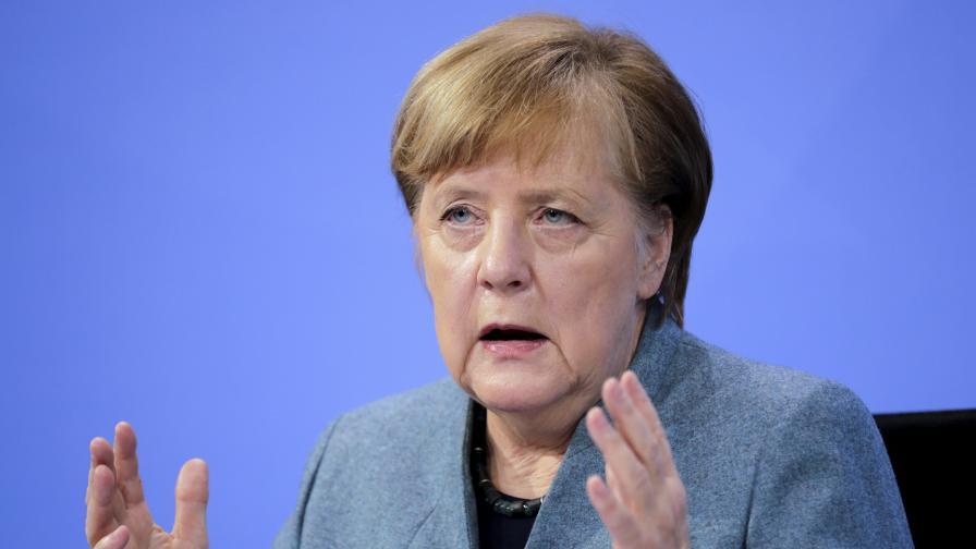 Меркел с план за облекчаване на мерките срещу ковид-19