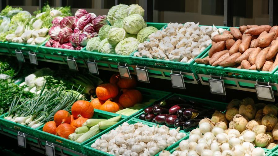 Какво се случва с бракуваната храна от магазинa?