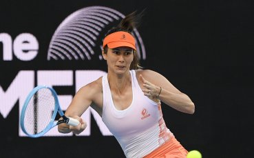 Цвети Пиронкова отпадна безславно на Australian Open 2021