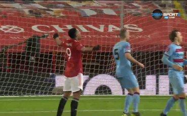 Избор на Оле от пейката поведе Юнайтед срещу Уест Хем