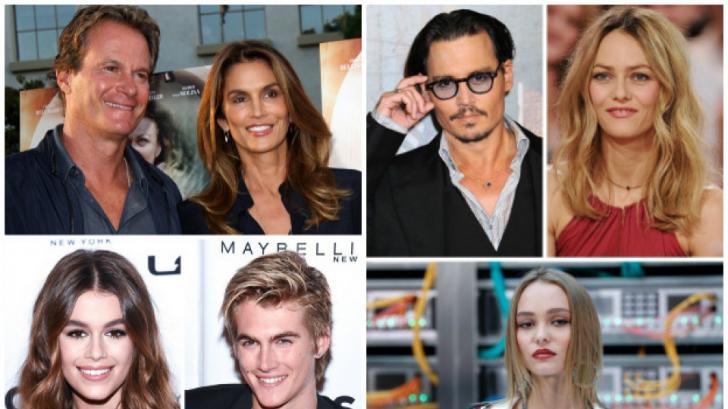 Красивите деца на известните родители - 5 от най-прекрасните наследници