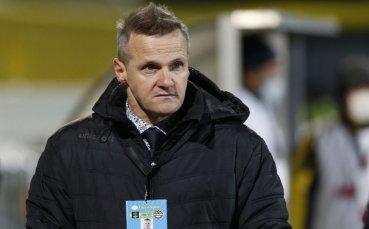 Новият треньор на Ботев: Подарихме два гола на Арда