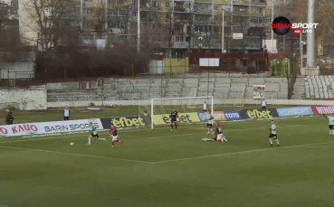 Черно море - Локомотив Пловдив 0:0 /репортаж/