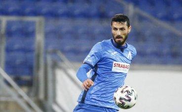 Защитник на Левски се нареди до звезда от Висшата лига