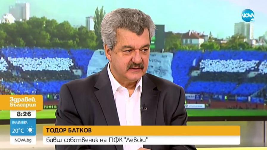 Тодор Батков: Преборих ковид-19 с ивермектин