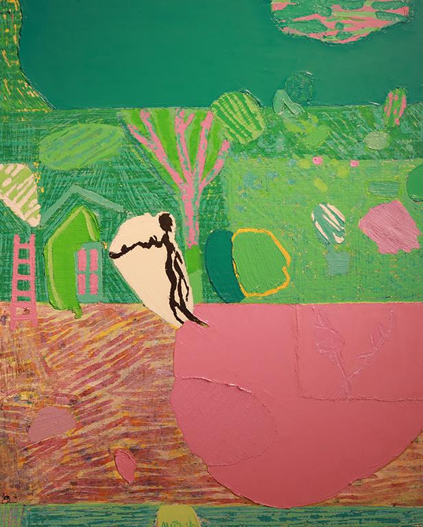 <p>В настоящата си самостоятелна изложба, озаглавена просто &bdquo;Живопис&ldquo;, художникът Димитър Петров ни предлага среща с последните си творчески изследвания на &bdquo;нематериалните измерения на действителността&ldquo;.</p>