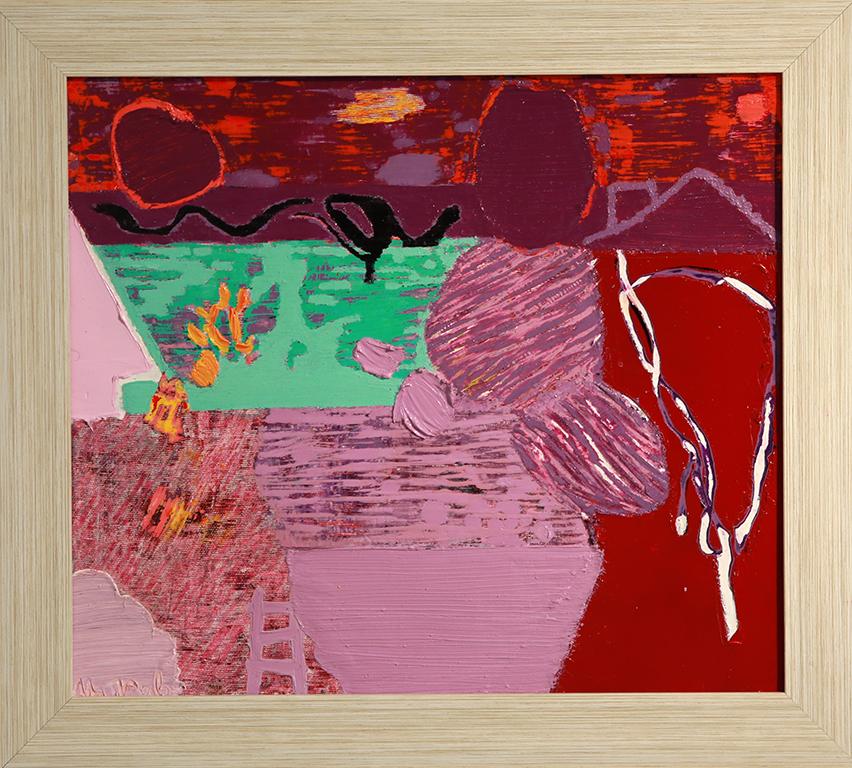 <p>Първа награда за произведения на изкуството върху стена, София, 2001 г.</p>