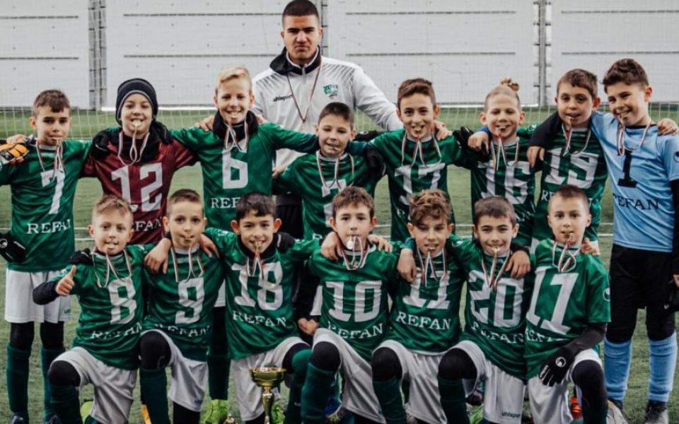 Берое U11 спечели престижен турнир