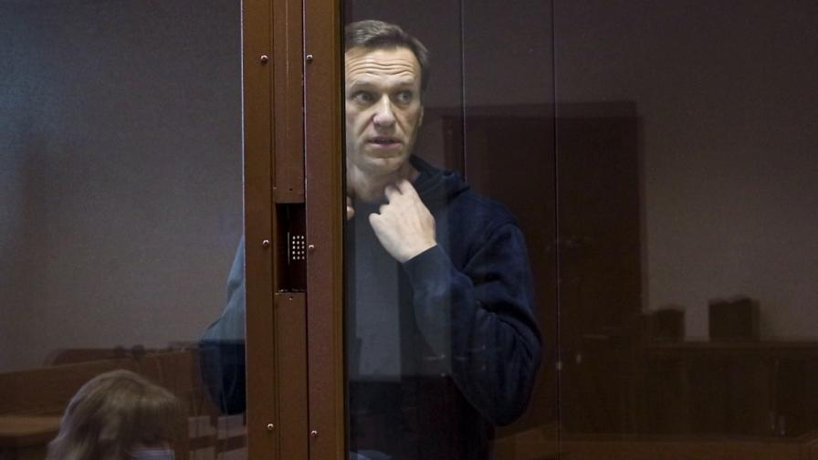 Европейският съд по правата на човека поиска Навални да бъде освободен, Русия отговори