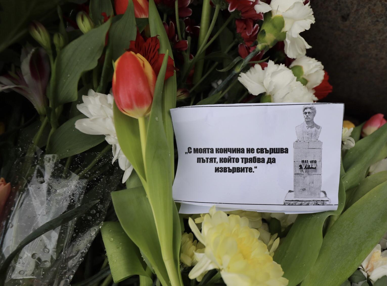 <p>Отбелязваме 148 години от обесването на Васил Левски</p>