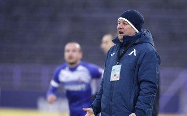 Стоянович няма идея какво се случва с бъдещето на Робърта