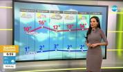 Прогноза за времето (22.02.2021 - сутрешна)