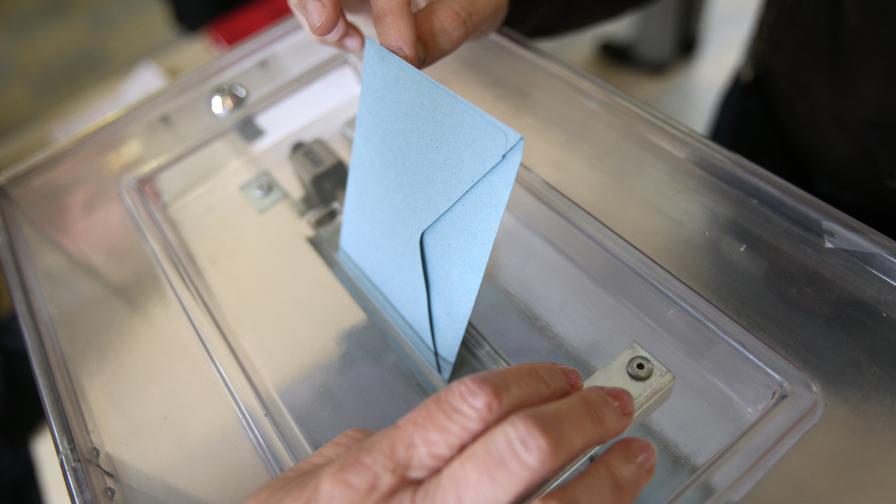 ЦИК обяви края на изборния ден на територията на страната