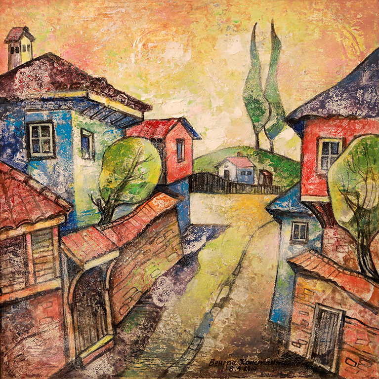 <p>Показани са картини от с. Рожен, Роженският манастир, Широка лъка, от Ковачевица, Лещен,Тешово и други посетени места, които са оставили дълбок отпечатък в съзнанието ми.</p>
