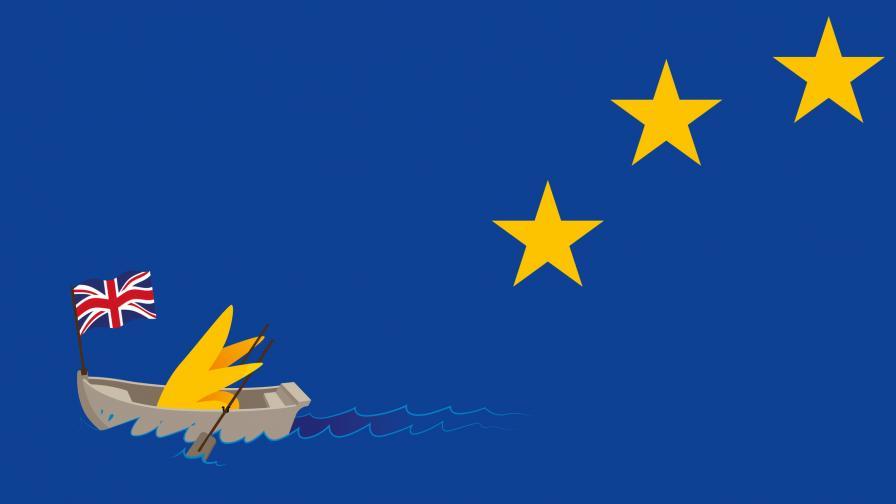 Великобритания рязко изпреварва ЕС с ваксиниране срещу ковид-19