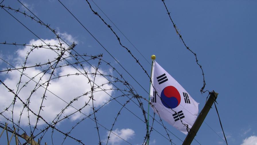 Севернокореец плува 6 ч. до Юга, незабелязан от военните