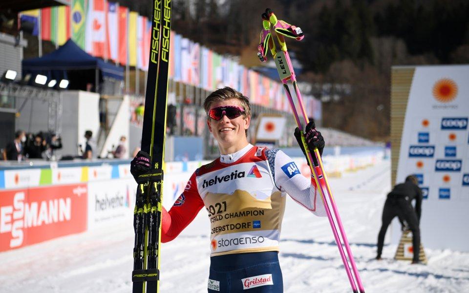 Скандинавци спечелиха класическия спринт на Световното