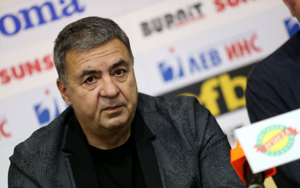 Българската федерация по плувни спортове даде официална пресконференция във връзка