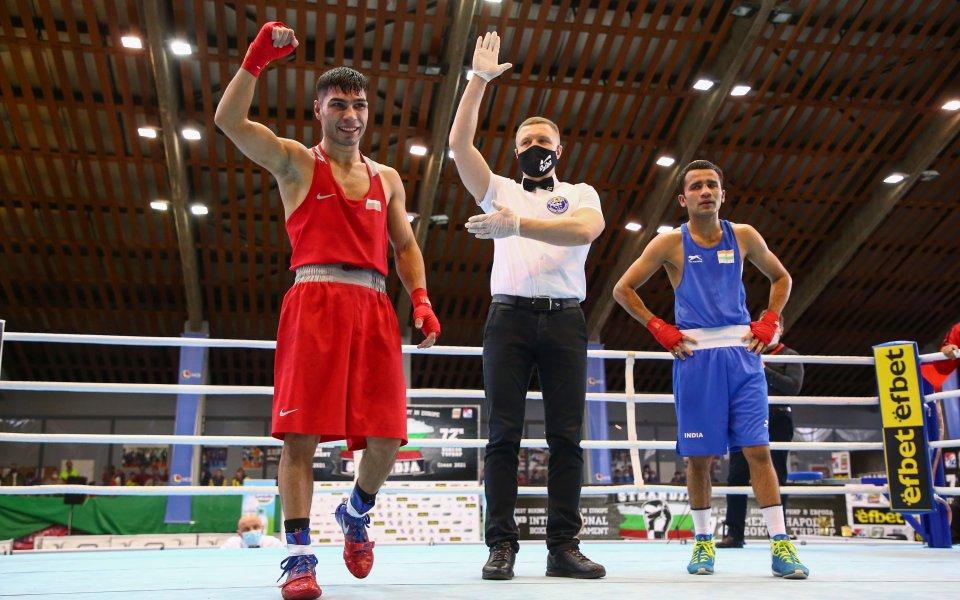 Даниел Асенов се класира за четвъртфиналите на турнира в Белград