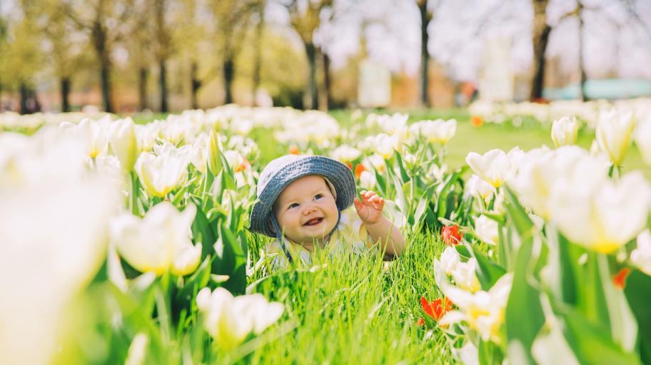 11 любопитни факта за бебетата, родени през март