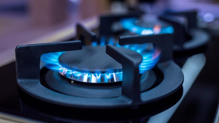КЕВР утвърди цена на природния газ от 1 март