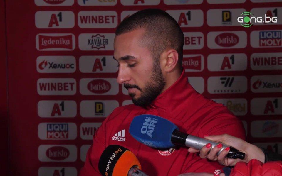 Направилият много силен мач за ЦСКА срещу Черно море Георги