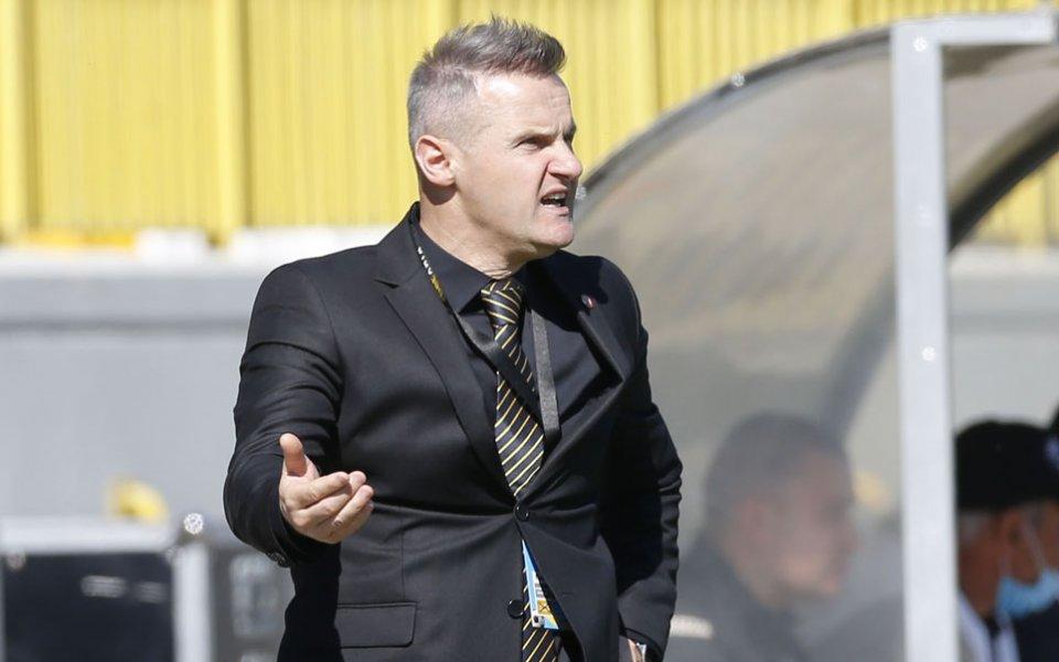 Ботев Пловдив даде две жертвипри вчерашната загуба от ЦСКА 1948