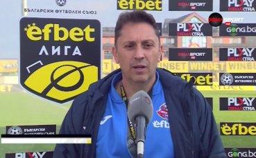 Ботев Пловдив и Монтана спечелиха по ценна точка в битката си за оцеляване в efbet Лига
