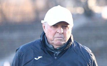 Тарханов: Беше трудно да се играе срещу изцяло отбраняващ се отбор