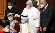 Историческо посещение на Папа Франциск в Ирак