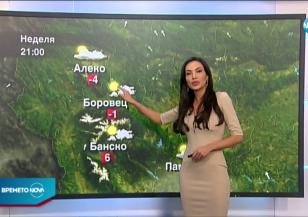Прогноза за времето (06.03.2021 - централна емисия)