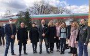 Красен Кралев проведе работна среща с представители на спортните клубове в Сливен