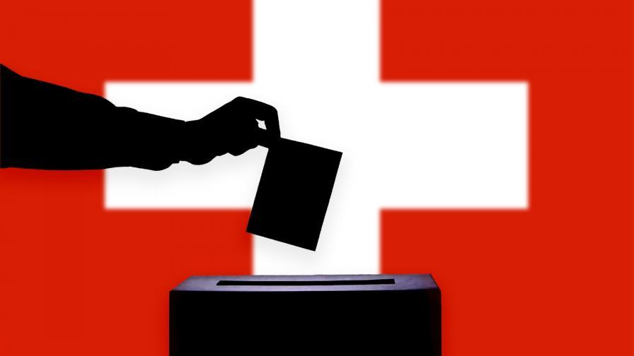 <p>Швейцарците одобриха забраната за скриване на лицето</p>