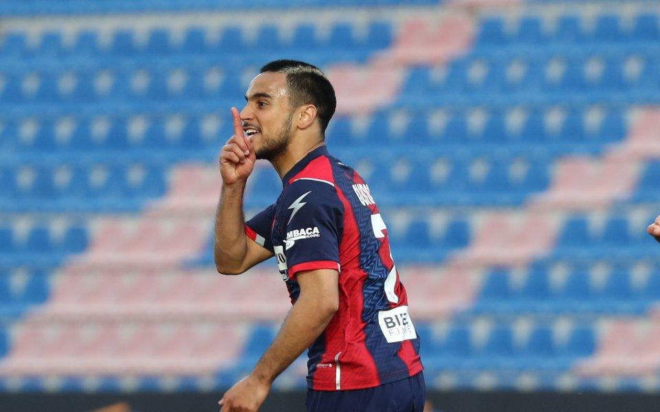 Футболист от Серия А стана жертва на расизъм