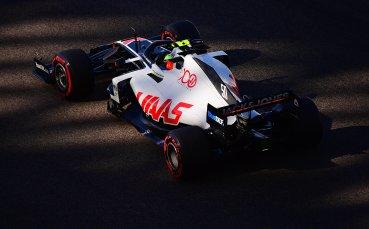 Шумахер ще направи първите обиколки с новия болид на Хаас